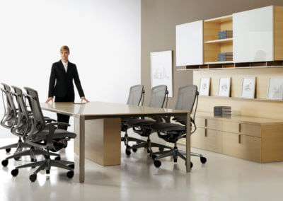 Dossier Conference Table