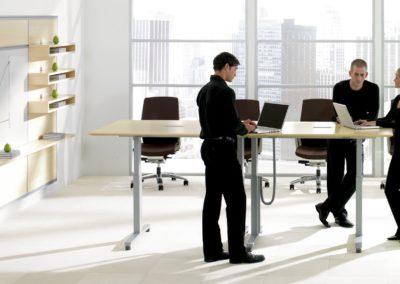 Livello Height Adjustable Table