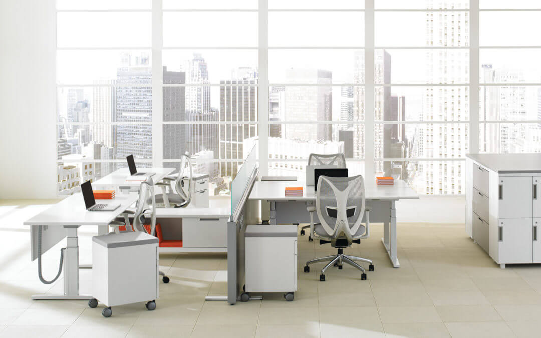 Workplace Trends: #1 Making More Out of Smaller Spaces
