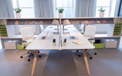 Neocon Wrap Up: A Review of Teknion's Showroom