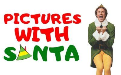 Pictures with Santa 2019 Recap