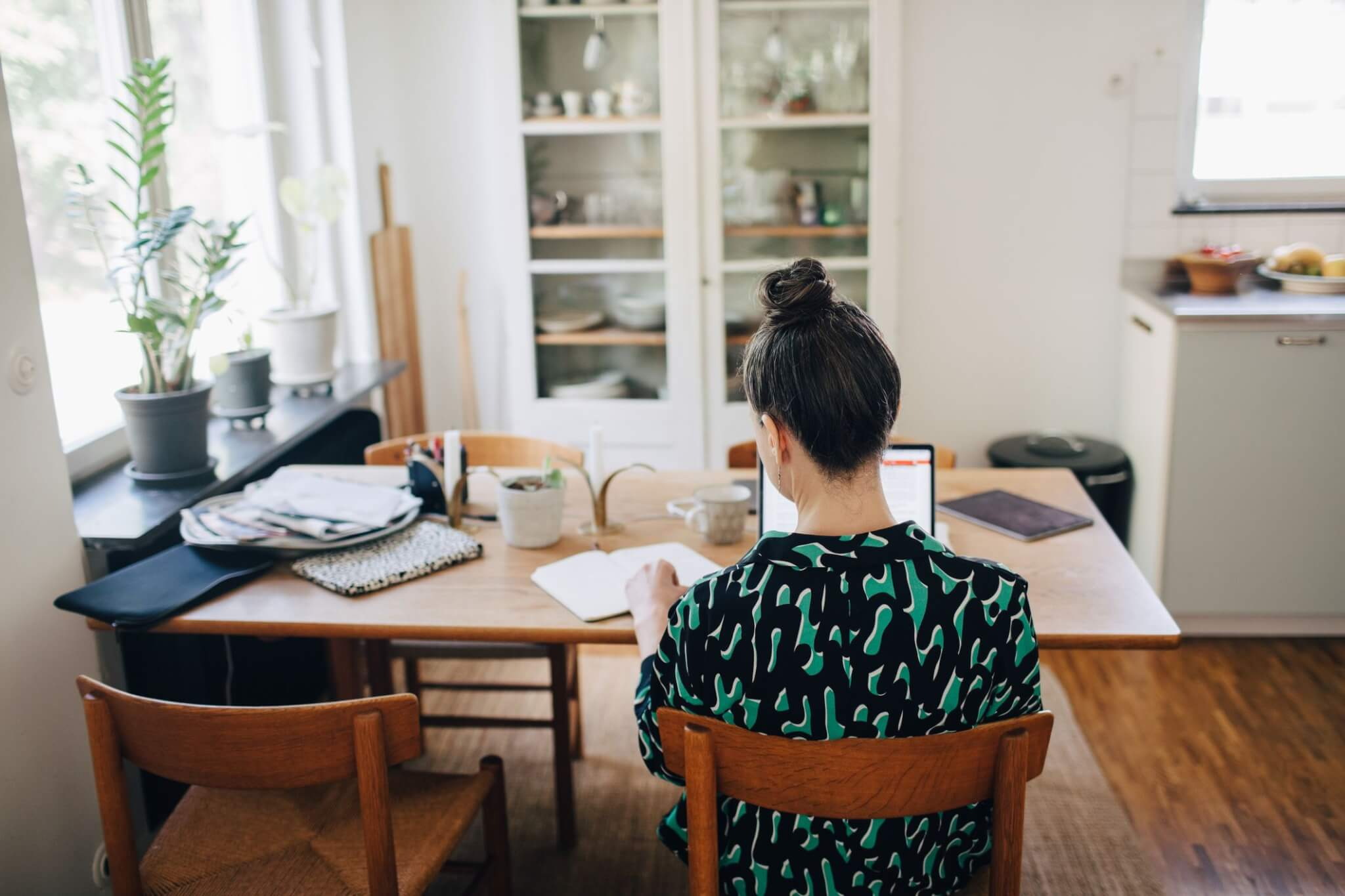 "Working from Home: How to Navigate our New ""Normal"""