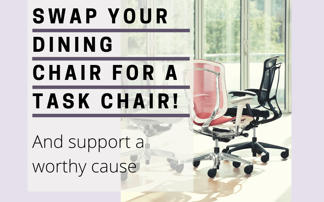 Providing Comfort and Support One Chair At A Time!