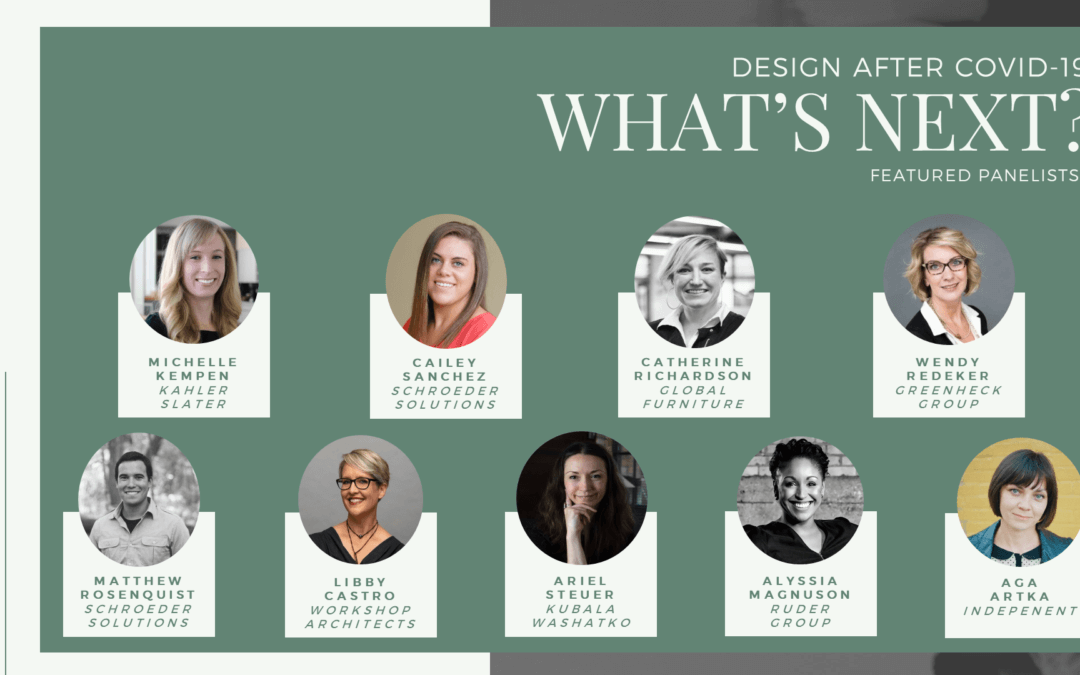 WHAT'S NEXT?: Design After COVID-19 Webinar