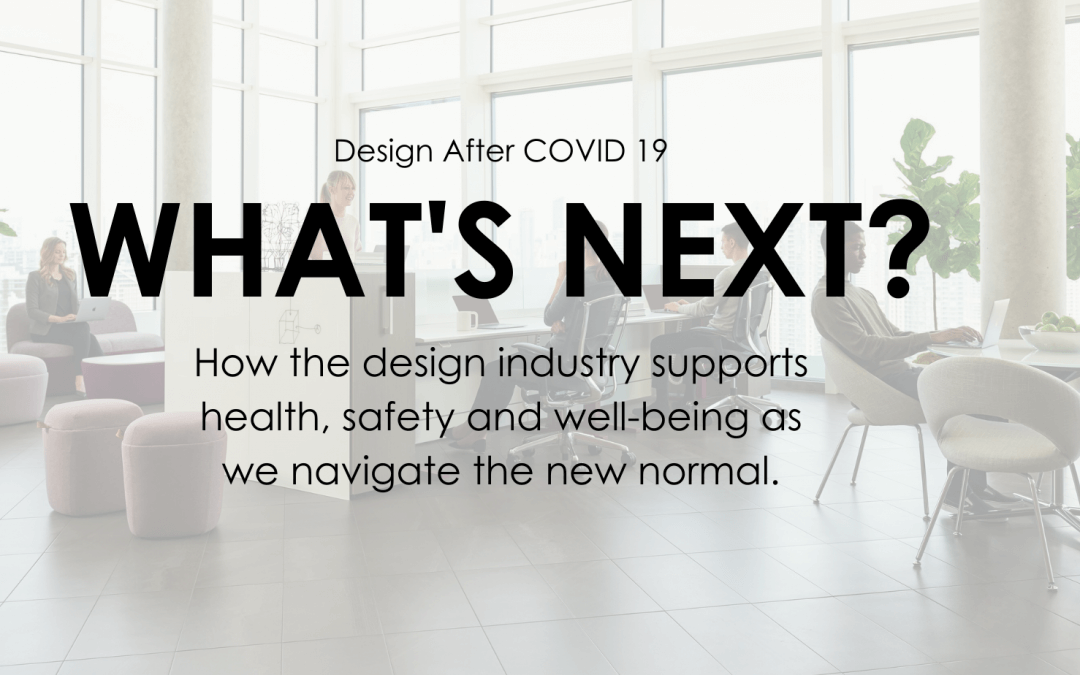 What's Next: Design After Covid-19